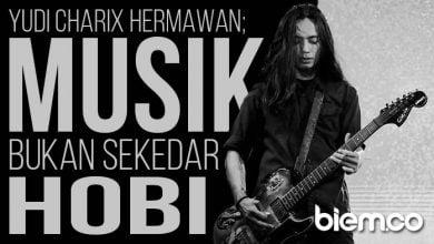 Photo of Yudi Charix Hermawan: Musik Bukan Sekedar Hobi