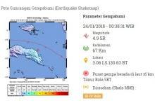 Gempa Maluku