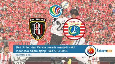 Bali United & Persija Jakarta