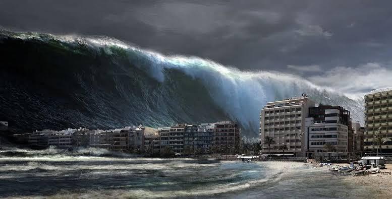 Tsunami 20 Meter, Waspadalah!