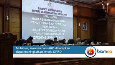 Photo of DPRD Rombak Alat Kelengkapan Dewan