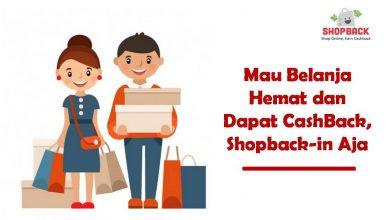 Photo of Shopback; Belanja Online Dapat Cashback, Mau?