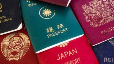 Photo of Ini Makna dari Empat Warna Sampul Paspor di Dunia