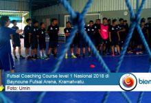 Futsal Coaching Course