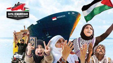 Kapal Kemanusiaan Palestina
