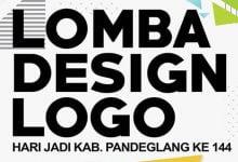 Lomba Design Logo Hari Jadi Pandeglang