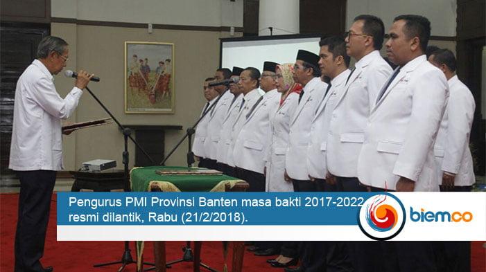 PMI Provinsi Banten