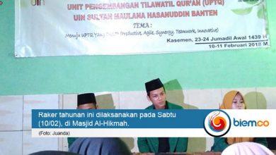 UPTQ UIN SMH Banten