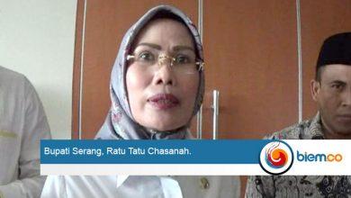 Ratu Tatu Chasanah.