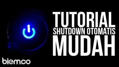 Timer Shutdown Otomatis