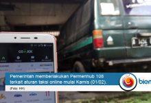 Photo of Berlaku Mulai Hari Ini, Taksi Online Harus Patuhi Permenhub 108