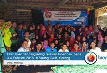 Photo of Isbanban Gelar Pelatihan Untuk Kakak Relawan Pengajar Angkatan V