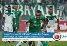 Persebaya Surabaya vs PSMS Medan