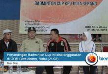 Badminton Cup