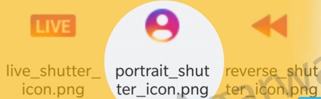 Instagram Potrait Mode