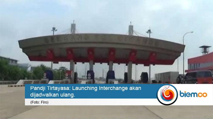 Launching Interchange