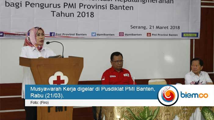 Musker PMI Banten