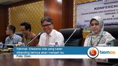 Photo of Rahmat: Kenaikan Pajak Industri Baja Tak Berikan Dampak Secara Langsung