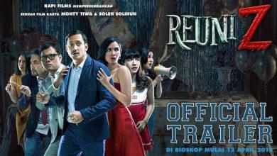 Photo of Film 'Reuni Z', Acara Zombie Teman Makan Teman
