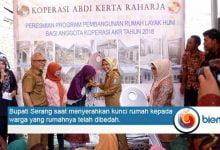 Rumah Layak Huni Kabupaten Serang