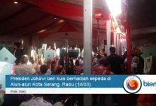 Sepeda Jokowi