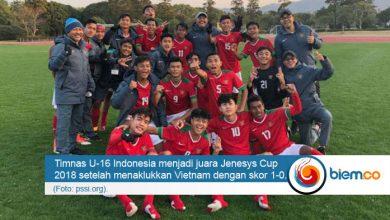Jenesys Cup 2018