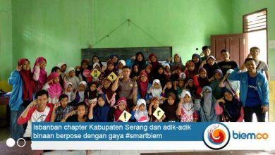 Isbanban Kabupaten Serang