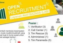 Photo of Cari Pekerjaan? Baznas Buka Lowongan Kerja untuk 5 Posisi