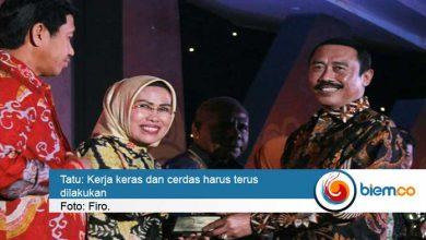 Photo of Bupati Serang Raih Sindo Government Award 2018