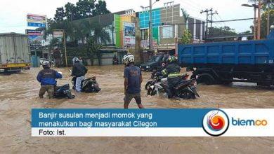 Photo of Pemerintah Cilegon Perlu Serius Tangani Masalah Banjir