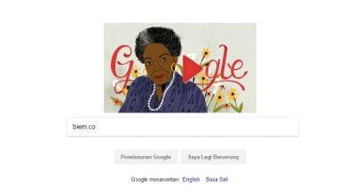 Photo of Ini Sosok Dr. Maya Angelou dalam Google Doodle Hari Ini