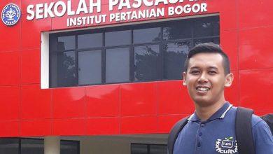 Photo of Rahmat Budiarto, Anak Loper Koran Lulusan IPB dengan IPK 4,00.