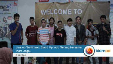 Sunlimaxx Serang