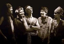 Tongkat Kayu Band