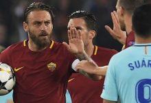 Photo of AS Roma Raih Kemenangan Mengejutkan, Tekuk Barcelona 3-0