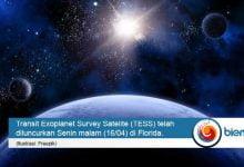 Photo of NASA Luncurkan TESS untuk Temukan Planet-planet Tersembunyi