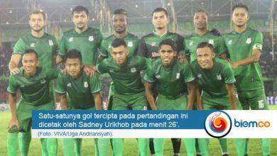 Photo of PSMS Medan Sukses Tumbangkan Perseru Serui dengan Skor 1-0
