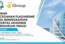 Photo of Jamin Kualitas Karya Ilmiah, FPPTI Banten Adakan Seminar Plagiarisme