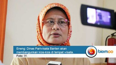 Photo of Dinas Pariwisata Banten Akan Fasilitasi UMKM Banten