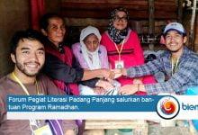 Forum Pegiat Literasi Padang Panjang