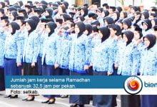 Photo of Jadi Lebih Pendek, Ini Jam Kerja PNS Selama Ramadhan 2018
