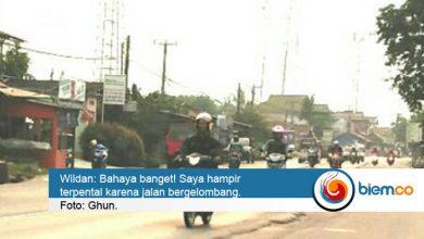 Jalan Raya Serang