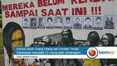 Kasus Penculikan 1998