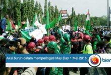 Photo of May Day Diikuti 1 Juta Buruh di Seluruh Indonesia