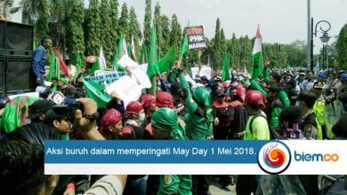 Photo of May Day Diikuti 1 Juta Buruh di Seluruh Indonesia