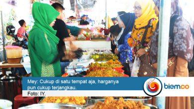 Pasar Takjil Kota Serang