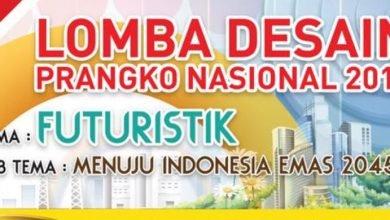 Lomba Desain Prangko Nasional