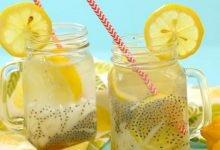 Es Lemon Selasih