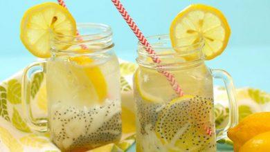 Photo of Resep Es Lemon Selasih