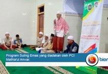 Photo of PCI Mathla'ul Anwar Adakan Program Suling Emas, Bukti Pemuda MA Miliki Semangat Kepedulian